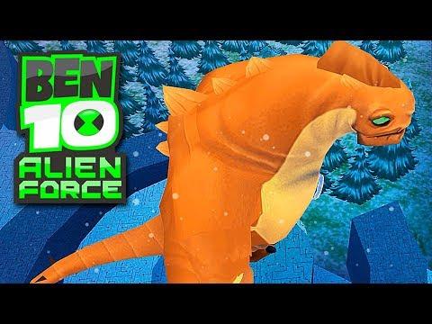 BEN 10: ALIEN FORCE #09 - O FINAL ÉPICO COM O MEGA-ENORMOSSAURO! (PS2)