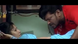 Actress Vijayalakshmi and Partheeban Love scene Soori Movie