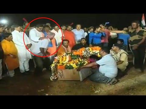 Xxx Mp4 BJD MLA Insults Kin Of CRPFjawan Killed In Pulwama Video Goes Viral 3gp Sex