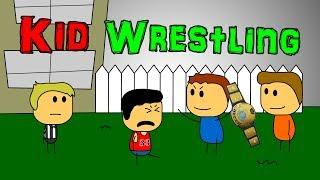 Brewstew - Kid Wrestling