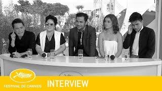 MA'ROSA - Interview - EV - Cannes 2016