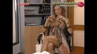 Η sexy ΖΕΤΑ ΔΟΥΚΑ / Zeta Douka - Part1