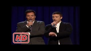 [Talk Shows]Justin Timberlake Hip Hop Songs with Jimmy Fallon