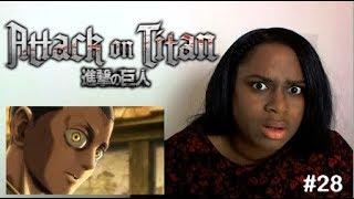 Attack on Titan   Episode #28 - REACTION