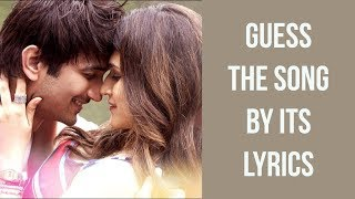 Guess the Song by its Lyrics | Bollywood | #7 | Ready For the Challenge