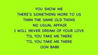 Jack Ü - Take Ü There (ft. Kiesza) [Missy Elliott Remix] (Lyrics)