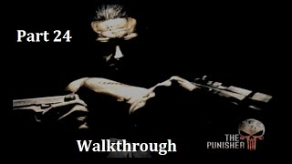 The Punisher (2005) Walkthrough 24 Meat Packing Plant 2/2 Truce Over