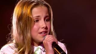 Emma - 'Believe' | Sing-off | The Voice Kids | VTM