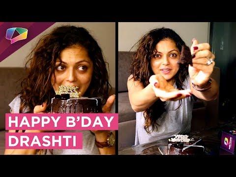 Drashti Dhami Celebrates Her Birthday With India Forums | Exclusive