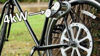 DIY Electric Bike V2
