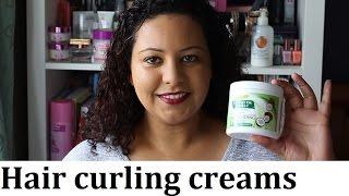 Hair Curling Creams - Aunt Jackie