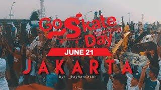 GO SKATEBOARDING DAY JAKARTA 2017 (INDONESIA)