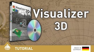 Visualizer 3D Software Navigation