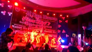 U can dance annual show 2k17 laila me laila girls