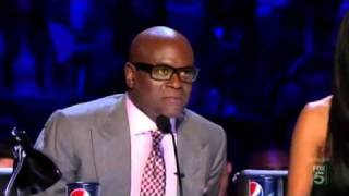 Astro   Stop Looking at My Mom X Factor USA 2011 Auditions
