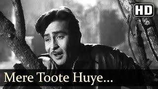 Mere Toote Huye Dil Se - Raj Kapoor - Nutan - Chhalia - Mukesh - Evergreen Hindi Songs