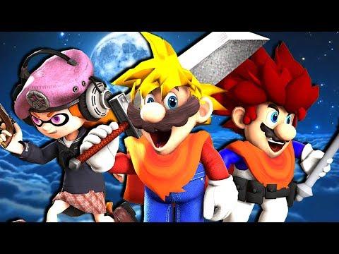 Xxx Mp4 SMG4 Final Fantasy Mario 3gp Sex