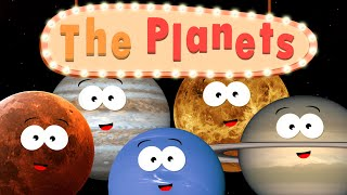 The Planets for Children!