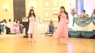 Dance for Wedding Aaja Nachle, Bole Churiya, ; Dupatta Tera