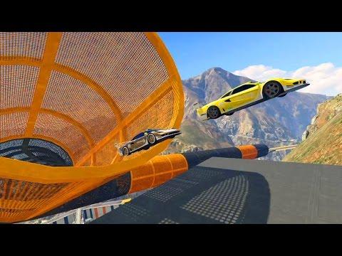 LEKKER RAINSIE GTA 5 RACE Ft. GameMeneer HetGames BFHD & ItzSyntrax