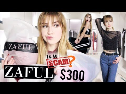 Xxx Mp4 I SPENT 300 ON ZAFUL Catfish Products Try On Honest Review 3gp Sex