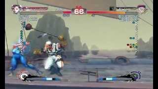Ultra: Day 2, Chun-Li -