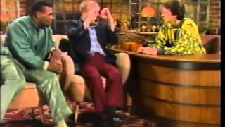 Mike Tyson and Jake Lamotta