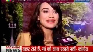 Qubool Hai : Mahira in glamorous avatar