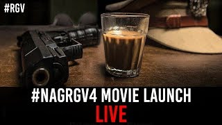 Nagarjuna & RGV New Movie Launch | #NAGRGV4 Movie Launch | RGV Company | Akkineni Nagarjuna