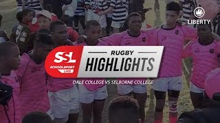 Highlights: Dale College 1st XV vs Selborne College 1st XV, 04 August 2018