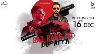 Motion Poster | Sat Rang Da Dupatta | Gitaz Bindrakhia Feat Bunty Bains | Desi Crew | Speed Records