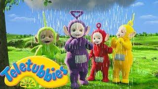 ★Teletubbies English Episodes★ Rain★ Full Episode - NEW Season 16 HD (S16E110)