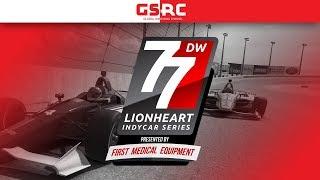 iRacing : Lionheart IndyCar Series - 2018 Round 3 - Kentucky