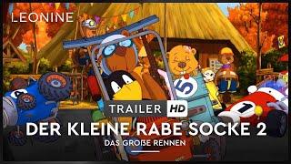 Der kleine Rabe Socke 2 – Das große Rennen (deutsch/german)