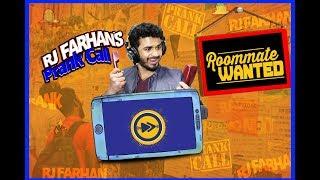 RJ Farhan's Prank Call- Roommate Wanted   Musfiq R. Farhan   Prank Call   The RJ Farhan Show