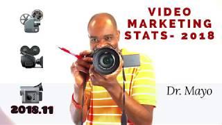 Video Marketing Statistics 2018 - BizCrown Media - Dr. Mayo