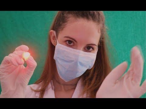 Xxx Mp4 Nurse Prepares You Intake For Experiment ASMR 3gp Sex