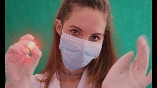 Nurse Prepares You & Intake For Experiment ASMR