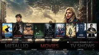 THE BEST KODI 17.6 BUILD FOR DECEMBER 2017 ON YOUR KODI DEVICE