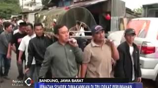 Jenazah Produser RTV Korban Tabrak Lari Dimakamkan di Bandung - iNews Malam 10/02