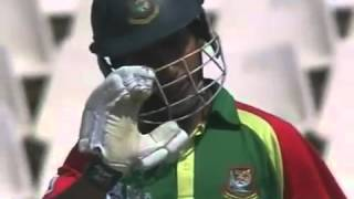 Mohammad Ashraful 61 off 27 balls - Ban v WI 2007 T20 World Cup