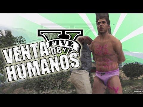 Xxx Mp4 GTA V Venta De Humanos Grand Theft Auto 5 3gp Sex