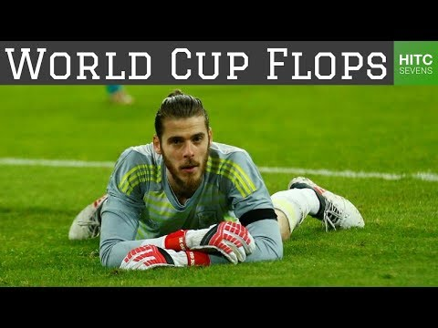 7 Players Who Had World Cups To Forget