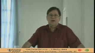 Palestra Especial com José Carlos De Luca - O Medico Jesus - CESP