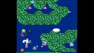 Moero! TwinBee: Cinnamon-hakase wo Sukue!/Stinger 3 player Netplay Famicom/NES game
