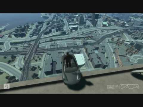 GTA IV Pc Stunts & Bloopers High Quality