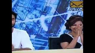 Funny indian idol junior audition