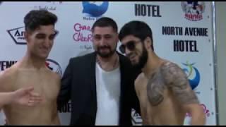 Ararat Fight  Roman Kalashyan(Armenia) VS Saber Heidari(Iran)