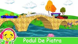 Podul De Piatra s-a Daramat   Animatie 3D