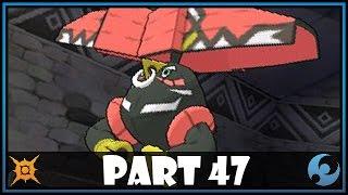 Pokemon Sun and Moon Part 47 - Catching Tapu Bulu!